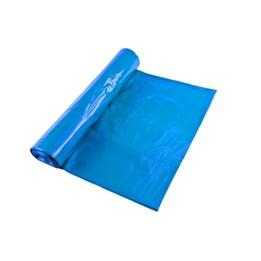 Plastsäck 240L Blå/vit 870x1400x0.07 3-Lag  10st/rl