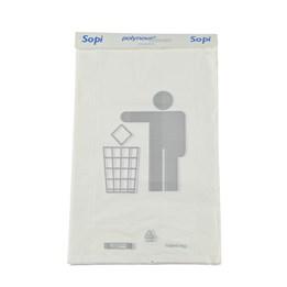 Avfallspåse Sopi 215/150x350 25/Block