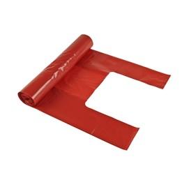 Avfallspåse Röd 280/170x580 0,035