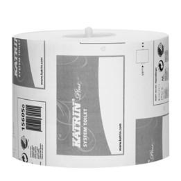 Toalettpapper Katrin Plus 680 2-Lager 85m/rl  36rl/fp