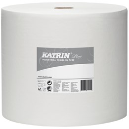 Torkrulle Katrin Industri Plus XL 32cm x 1110m 1-Lager