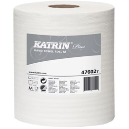 Handtorkrulle Katrin Plus M 1-Lager