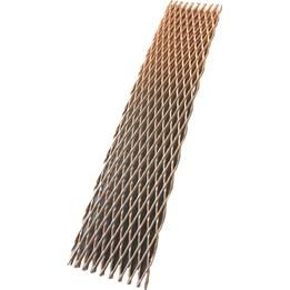 Axelskyddsnät 30-45mm x 50m Brun