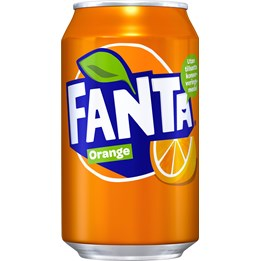Fanta Orange 33cl Burk
