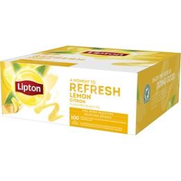 Te Lipton Lemon 100st/fp