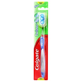Tandborste Colgate Twister Medium