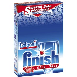 Maskindiskmedel Salt Finish 1,2kg