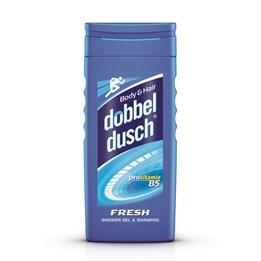Schampo & Duschtvål Dubbeldusch Fresh 250ml