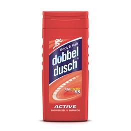Schampo & Duschtvål Dubbeldusch Active 250ml