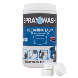 Rengöringstabletter Spraywash 9 Parfym 14st/fp