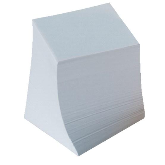 Blockask Refillblad 90x90x90mm Limmad Tillhör Blockask 701010 & 70881015