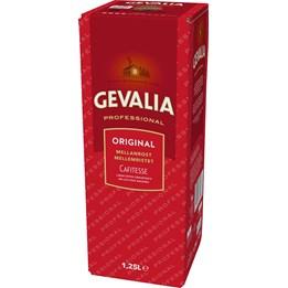 Kaffe Gevalia Cafitesse 1,25L Mellanrost Fryst