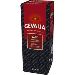 Kaffe Gevalia Cafitesse 1,25L Mörkrost Fryst