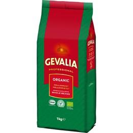 Kaffe Gevalia Hela Bönor 1000g Ekologiskt