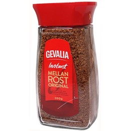 Kaffe Gevalia 200g Frystorkat Glasburk