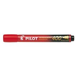 Textpenna Pilot 400 2,5-5mm Röd
