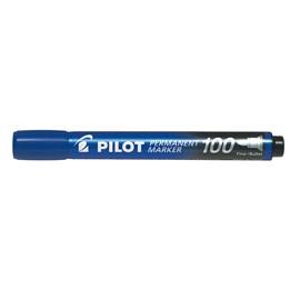 Textpenna Pilot 100 4mm Blå