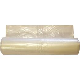 Plastsäck 60L Transparent 550x900mm 25st/rl