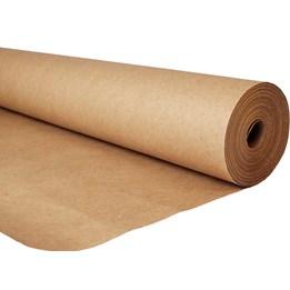 Golvskyddspapper 75cm x 48m 125g Brun 4,5kg/rl