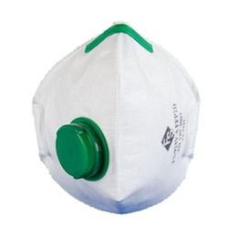 Dammfiltermask FS Med Ventil Klass FFP2D