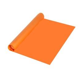 Silkespapper 50x75cm 17g Orange 480ark/fp