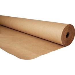 Golvskyddspapper 120cm x 30m 125gr Brunt 4,5kg/rl