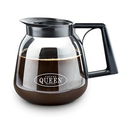 Reservkanna Coffee Queen Glas 1,8L