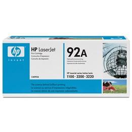 Toner HP LaserJet 1100 Svart C4092A