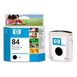 Bläckpatron HP Svart Ink Kassett No.84  C5016A