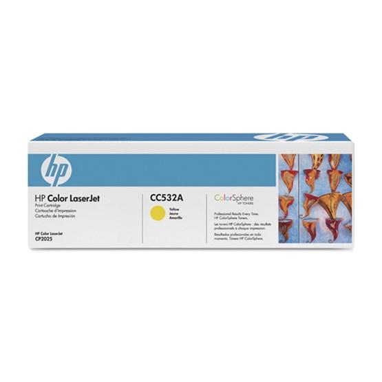 Toner HP Gul CC532A