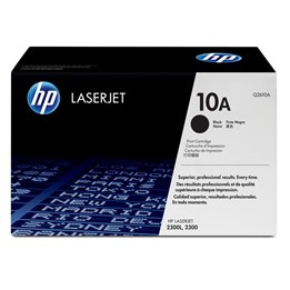 Toner HP LaserJet 2300 Svart Q2610A