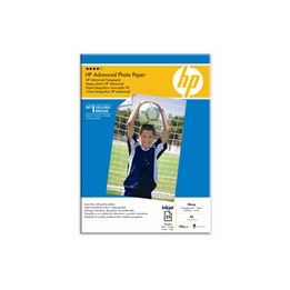 Fotopapper Ink-Jet A4 250g HP Glossy 25st/fp