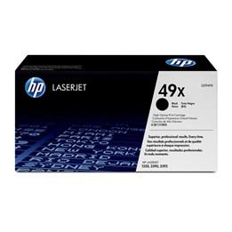 Toner HP LaserJet 1320 Svart Q5949X