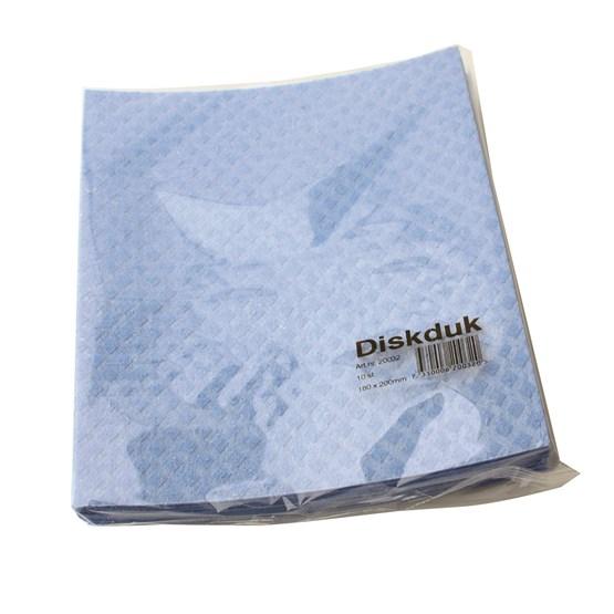 Diskduk Max Blå Classic 18x20cm 10-P