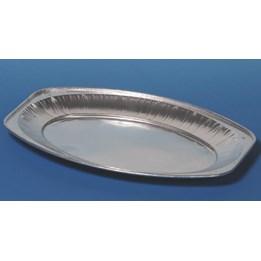 Uppläggningsfat Aluminium 33x23cm 10st/fp