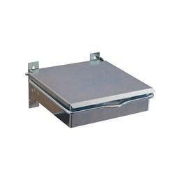 Sanitetspåshållare Tork B3 Kromad Lock