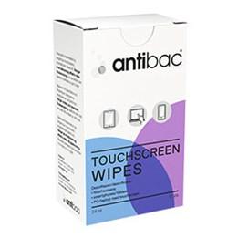 Skärmrengöring Antibac Touchscreen Wipes 10st/fp