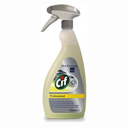 Grovrent Cif Professional Degreaser Spray 750ml