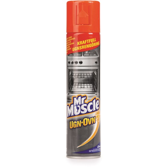 Ugnsrent Mr Muscle Sprayskum 300ml