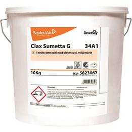 Tvättmedel Clax Sumetta G 10kg