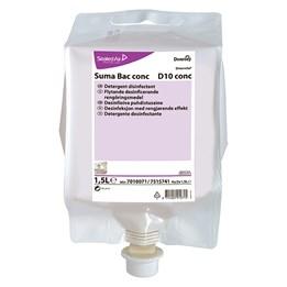 Rengöringsmedel Suma Bac D10 1,5L Refill