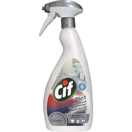 Sanitetsrent Cif Professional Badrum 750ml