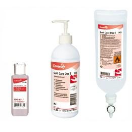 Handdesinfektion Soft Care Des E Oparfymerad