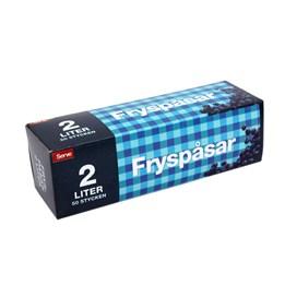 Fryspåse 2L HD 50st/fp