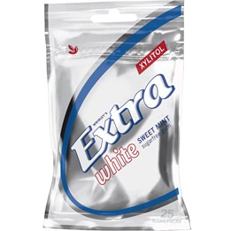 Tuggummi Extra White Sweet Mint 35g