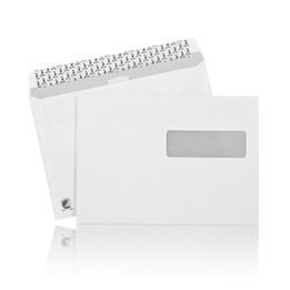 Kuvert C5 Mailman H2 Stripseal 500st/fp
