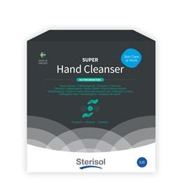 Handrengöring Sterisol Super hand cleaner parfym