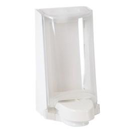 Väggfäste Sterisol För 0,7L Vit/Transparent Plast
