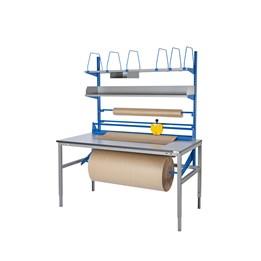 Packbord 1600x800mm Skärbredd 1100mm