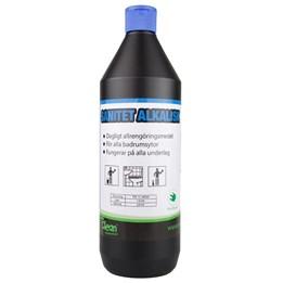 Sanitetsrent Vikur Alkaliskt 1L